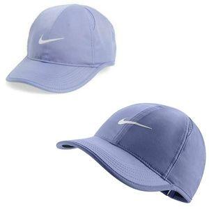 Nike Feather Light Dri-Fit Cap Purple O/S NEW